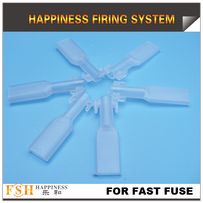 fast fuse and ematches connectors for fireworks display - 副本