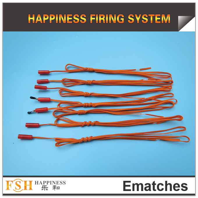 2M fireworks igniter ematches for fast fuse ,0.45MM wire, best quality