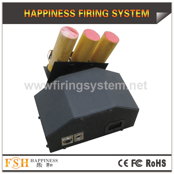 Swing firing system for stage fountains, wire controller hot sale
