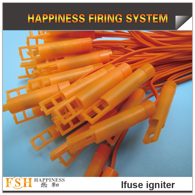 1M Ifuse safety igniters withpyrogen, special for green/slow fuse,for consumer fireworks