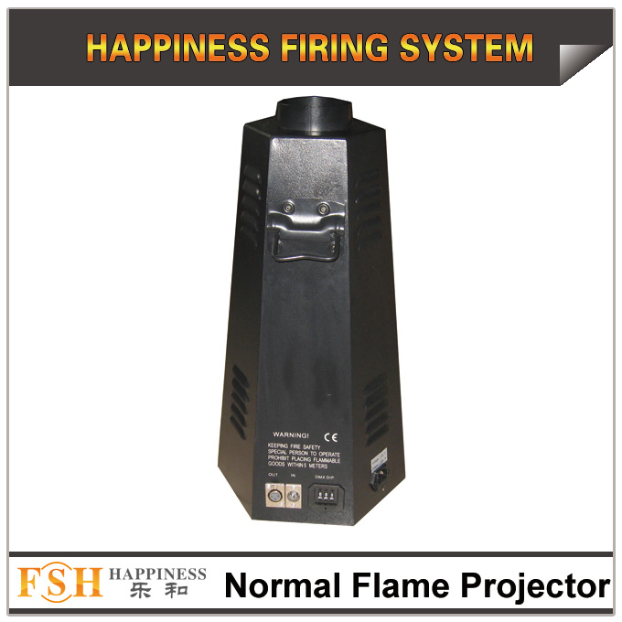 Normal Flame Projector,DMX and direct control,high quality with low price,China supplier