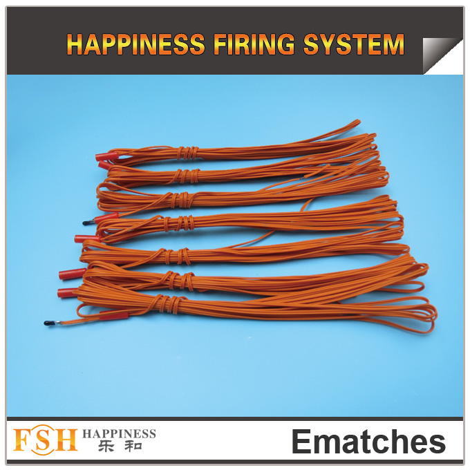 3M fireworks igniter ematches for fast fuse ,0.45MM wire, best quality